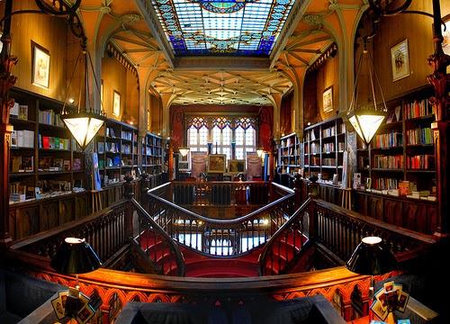 Lello e Irmao Librería Harry Potter