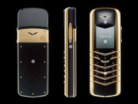 Vertu Diamond : $88,000