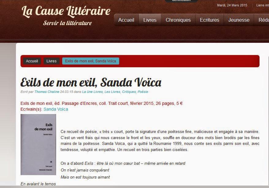 http://www.lacauselitteraire.fr/exils-de-mon-exil-sanda-voica