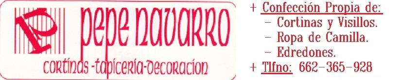 TEJIDOS PEPE NAVARRO: TELAS,CORTINAS Y TEXTIL EN SEVILLA. CONFECCIÓN PROPIA.