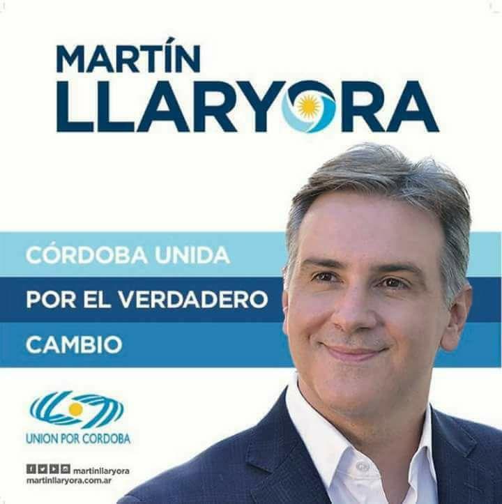 Martín Llayrora Diputado Nacional