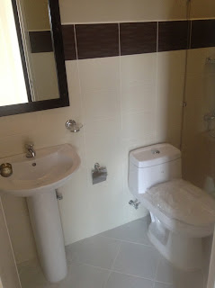 Toilet of House and Lot for Sale in Quezon City