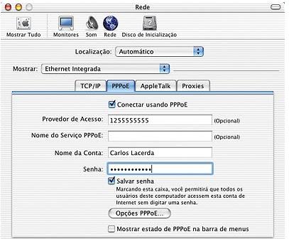 Manual e configuradores de modem ADSL, ou como iremos chamar Vivo Speedy.: COMO CRIAR CONEXÃO PPPoE.