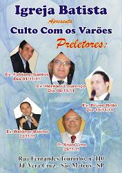 """""""Evento na Igreja Batista em São Mateus(SP)""""."""