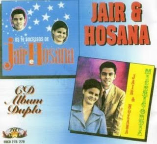 Baixar CD Jair e Hosana - Os 12 Sucessos e Misericórdia