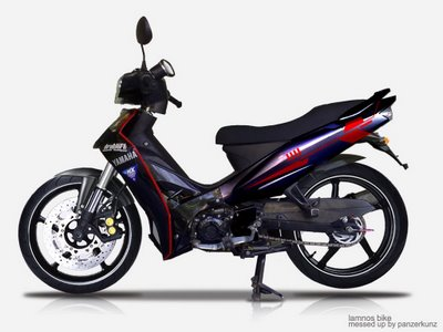 all about motorcycle  Yamaha Vega