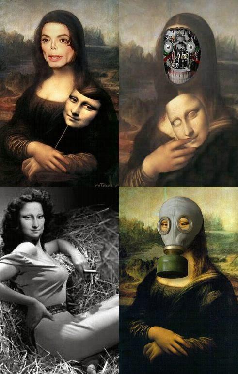 Mona Lisa Humor