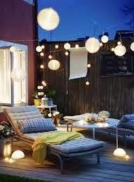 Ideas de iluminaci n fotos e im genes de iluminaci n exterior e interior de la vivienda - Ikea ideas jardin pau ...