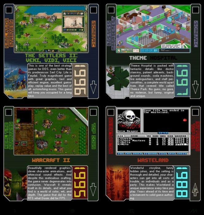 List Of Worthwhile Dos Games Damn Cool Pictures