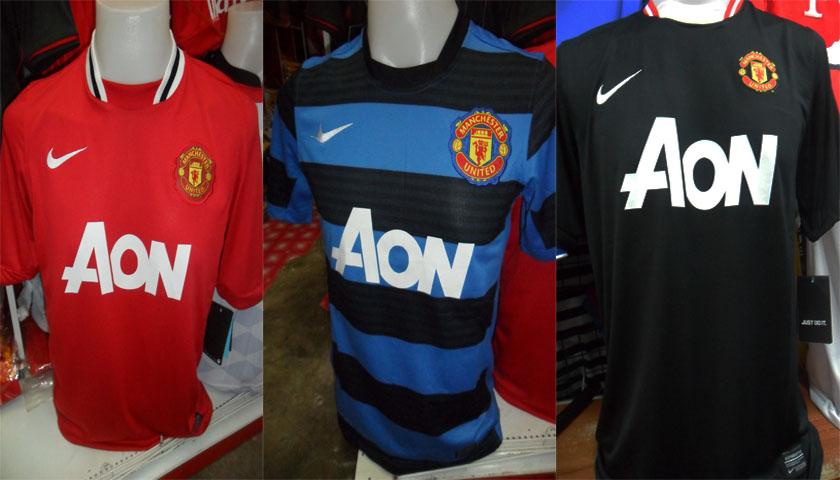 Original Manchester United Jersey Malaysia Jersey Manchester United
