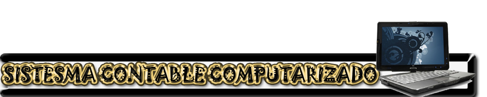 SISTESMA CONTABLE COMPUTARIZADO