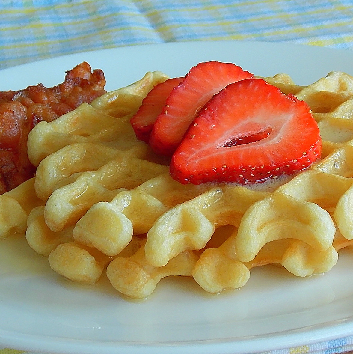 Waffles II - Grumpy's Honey Bunch