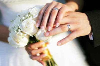 الاشهر القليلة قبل الزواج والعام الاول بعد الزواج هما من أفضل الاوقات فى حياة الرجل والمرأة - marriage