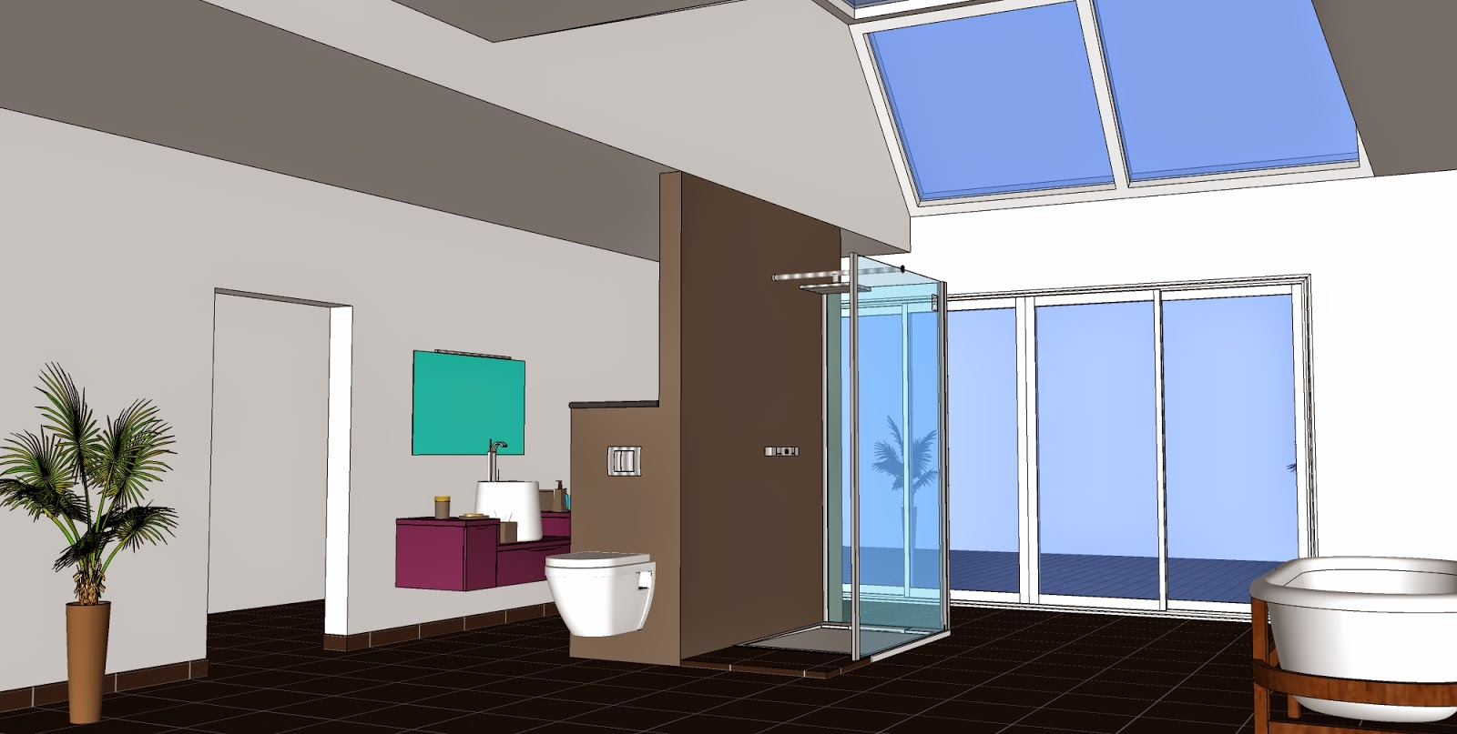 Cuisines et bain kitchens and bath t l charger download for Cuisine sketchup 8