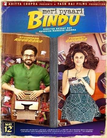 Meri Pyaari Bindu 2017 Hindi 300MB HQCamRip[Bootstrap]