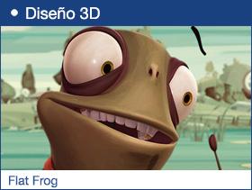 Flat Frog
