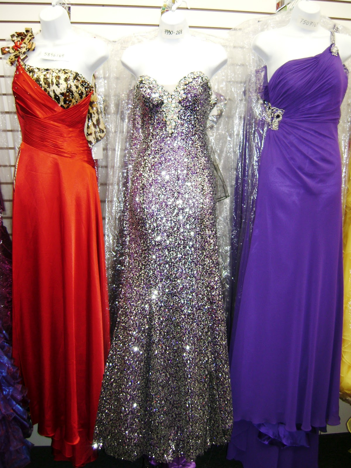 Prom Dresses In Fashion District Los Angeles