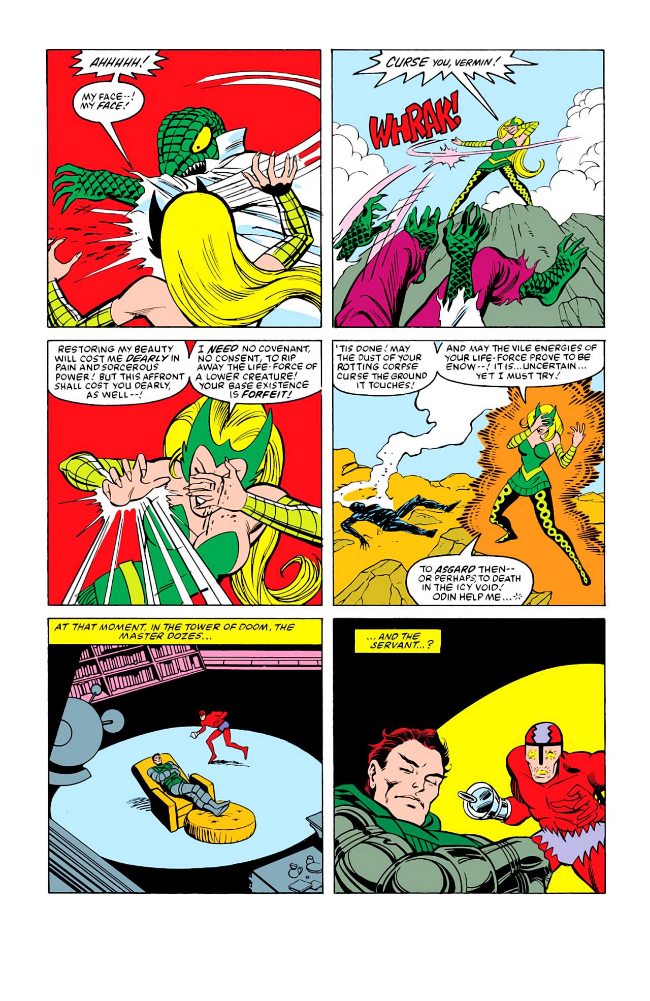 Captain America (1968) Issue #292m #220 - English 14