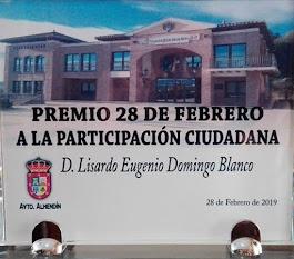 Galardón Participación Ciudadana