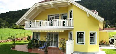 TARA JB'S: Homes modern balcony designs ideas.