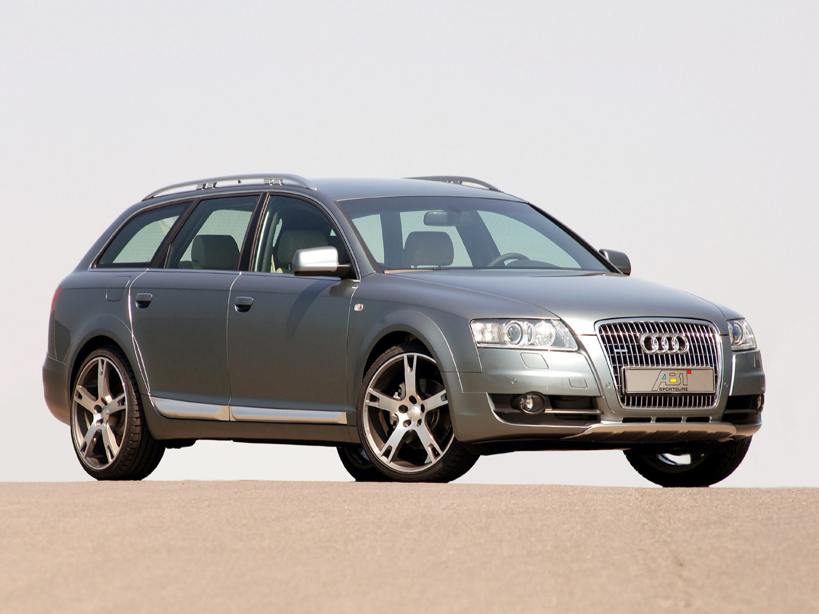 ABT Audi Allroad Quattro - All Types Of Car Wallpapers
