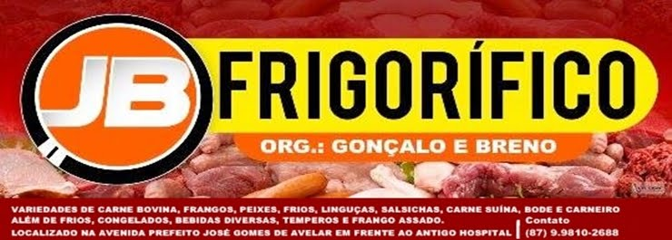 FRIGORÍFICO JB