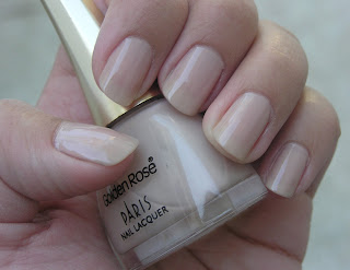 Golden Rose PARIS NAIL LACQUER-quality of the polish