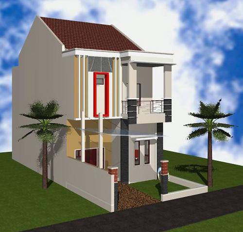 gambar rumah sederhana 1 dan 2 lantai informasi tentang