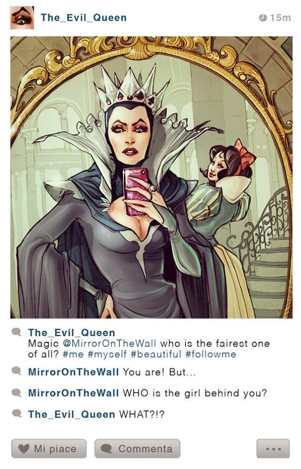 Disney princess selfie newhairstylesformen2014 com