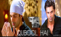 images of Qubool hai Zee TV drama serial wallpares