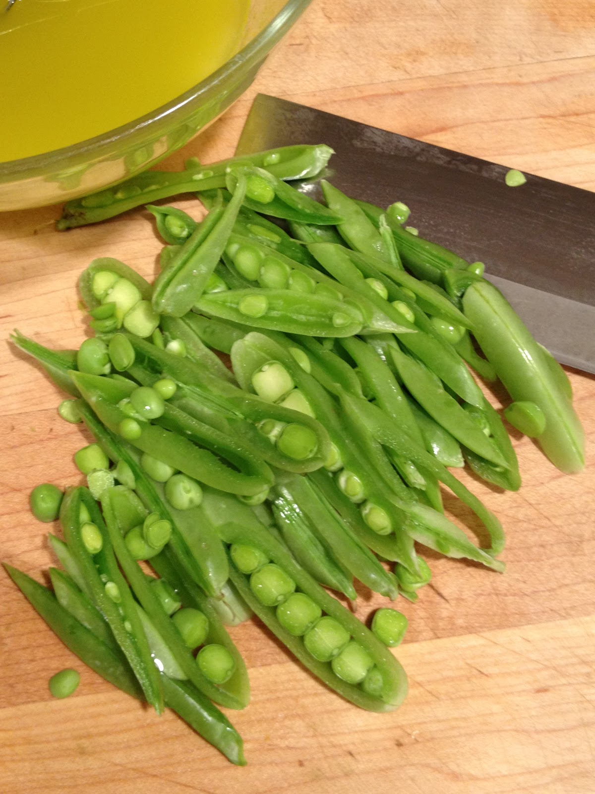 sugar snow peas how to cook