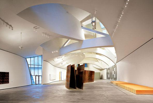 Guggenheim Bilbao Interior Wallpapers Cool Wallpapers