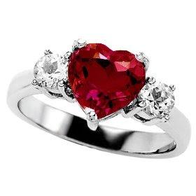 wedding ring red 280x280 - Red Wedding Rings