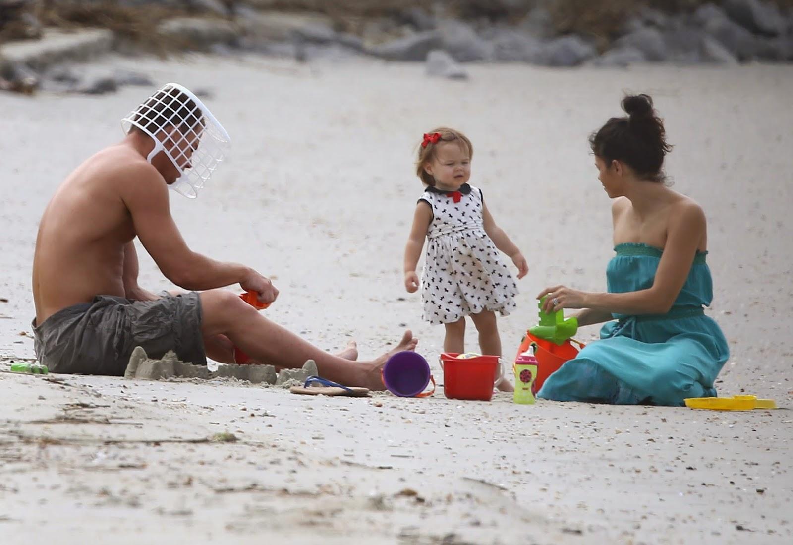 Ченнинг татум дети фото