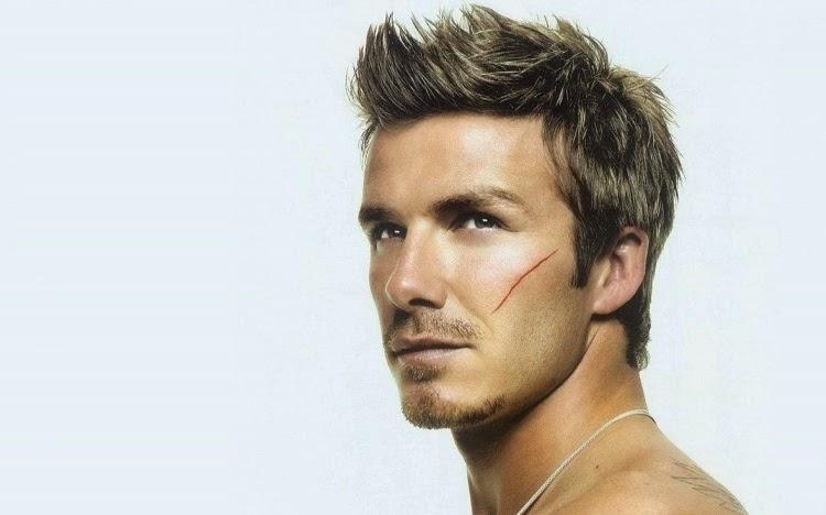 Gaya Rambut David Beckham Terbaru dan Terkeren 2015