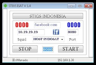 Inject Indosat STIGS V 1.4 14 Agustus 2015