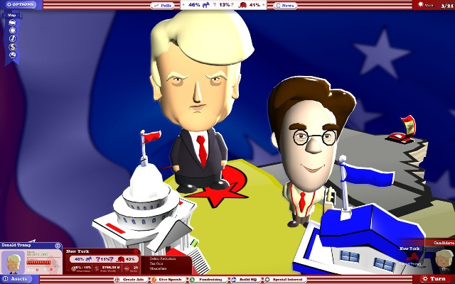 The Political Machine 2016 PC Games