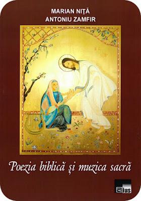 """Lansare de carte """"Poezia biblica si muzica sacra"""""""