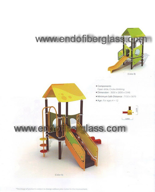 Jual Playground - Arena Bermain Anak