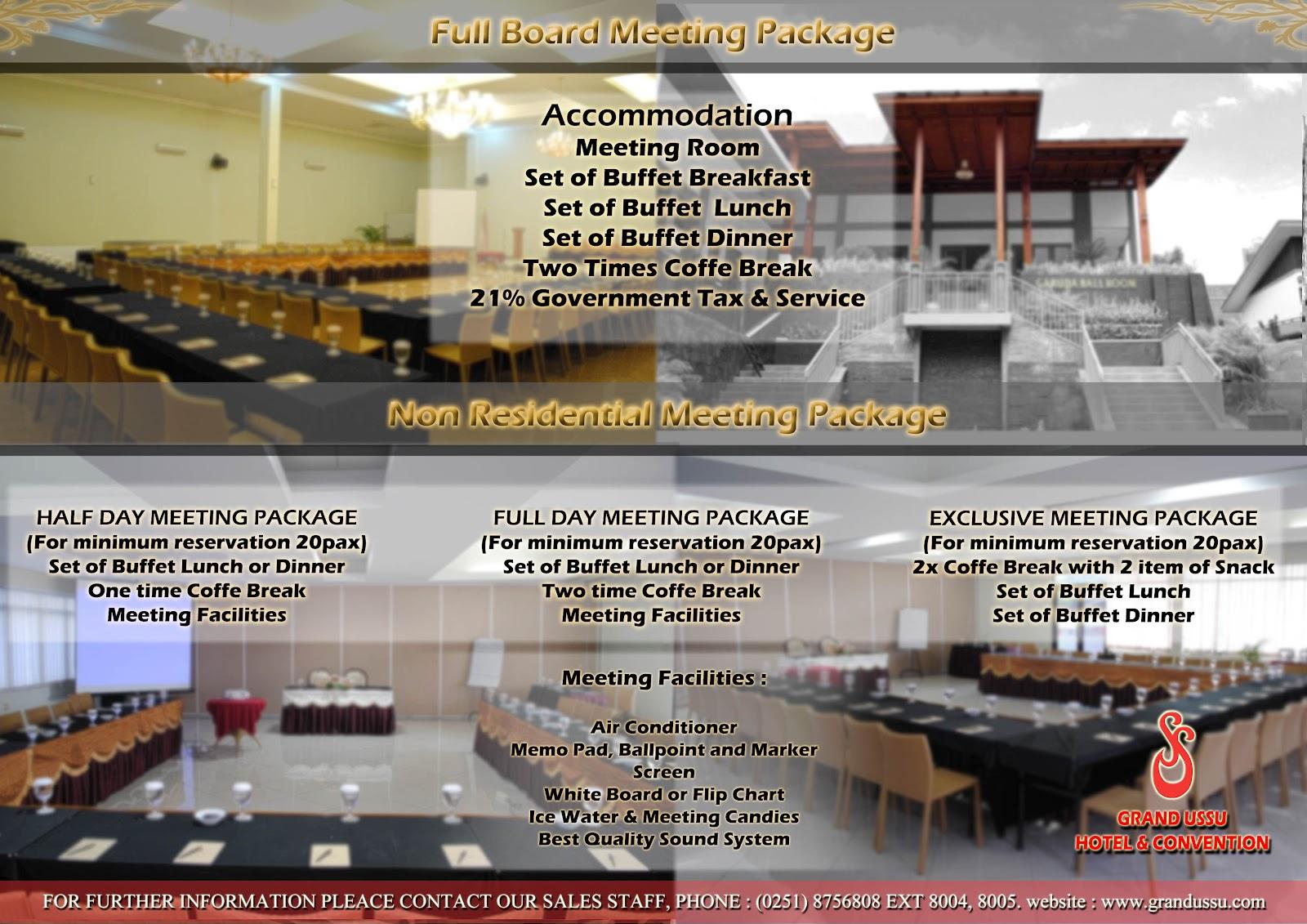 Grand Ussu Hotel  U0026 Convention  Meeting Room