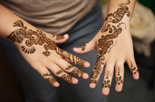 Mehndi Designs For New Learners : Checkout new arrivals: simple and easy mehendi designs for beginners