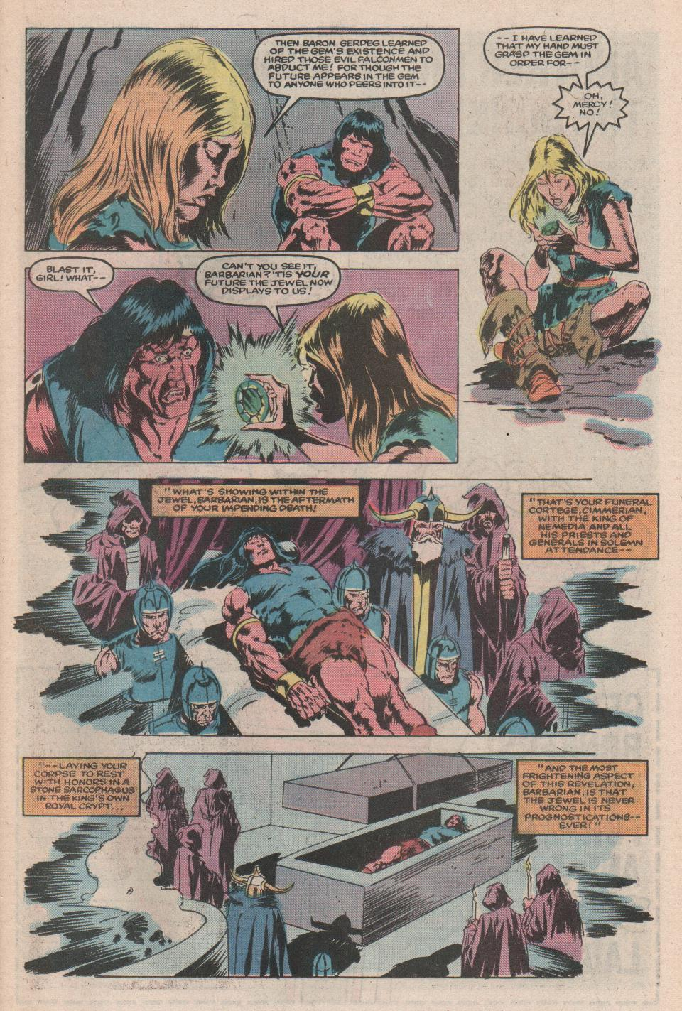 Conan the Barbarian (1970) Issue #171 #183 - English 8