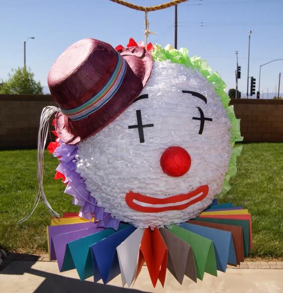 Piñatas de Payasos, parte 2
