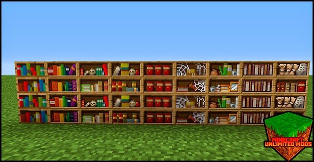 Chisel Mod Minecraft librerias
