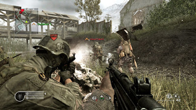 Call of Duty 4 PC Game