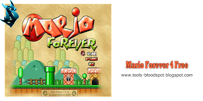 Mario Forever 4 PC Game Free Download