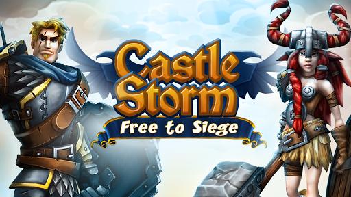 CastleStorm - Free to Siege v1.44 APK [Unlimited Coins/Gems]
