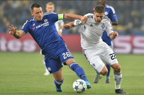 Hasil UCL Rabu Dini Hari, Dynamo Kiev 0-0 Chelsea Berakhir Dengan Skor Kaca Mata!
