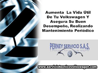 Taller Volkswagen en Bogota Perney Servicio SAS