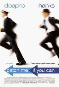 Poster original de Atrápame si puedes